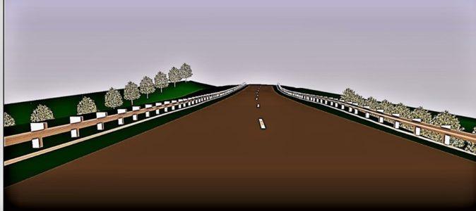 Капитальный ремонт водопропускной трубы автомобильной дороги. Информационное моделирование